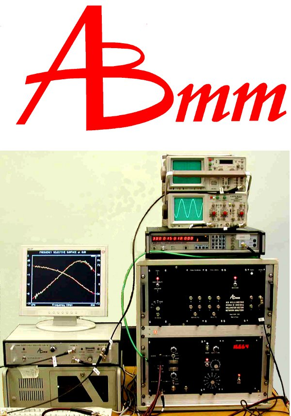 Submillimeter Vector Network Analyzers - AB millimetre